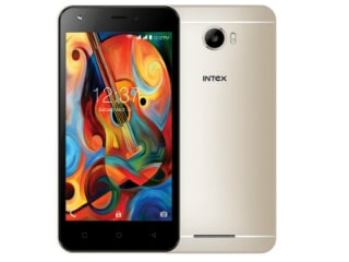 Intex Aqua Trend Lite With 4G VoLTE, Front Flash Launched at Rs. 5,690