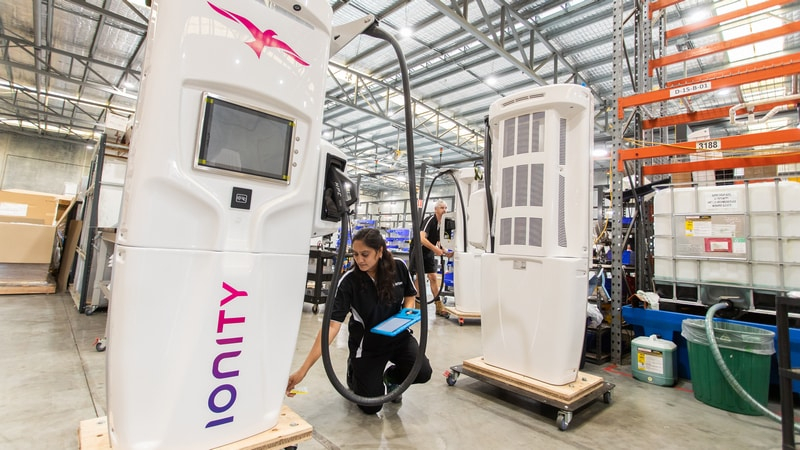 Fastest Electric Car Chargers Are Waiting for Batteries to Catch Up