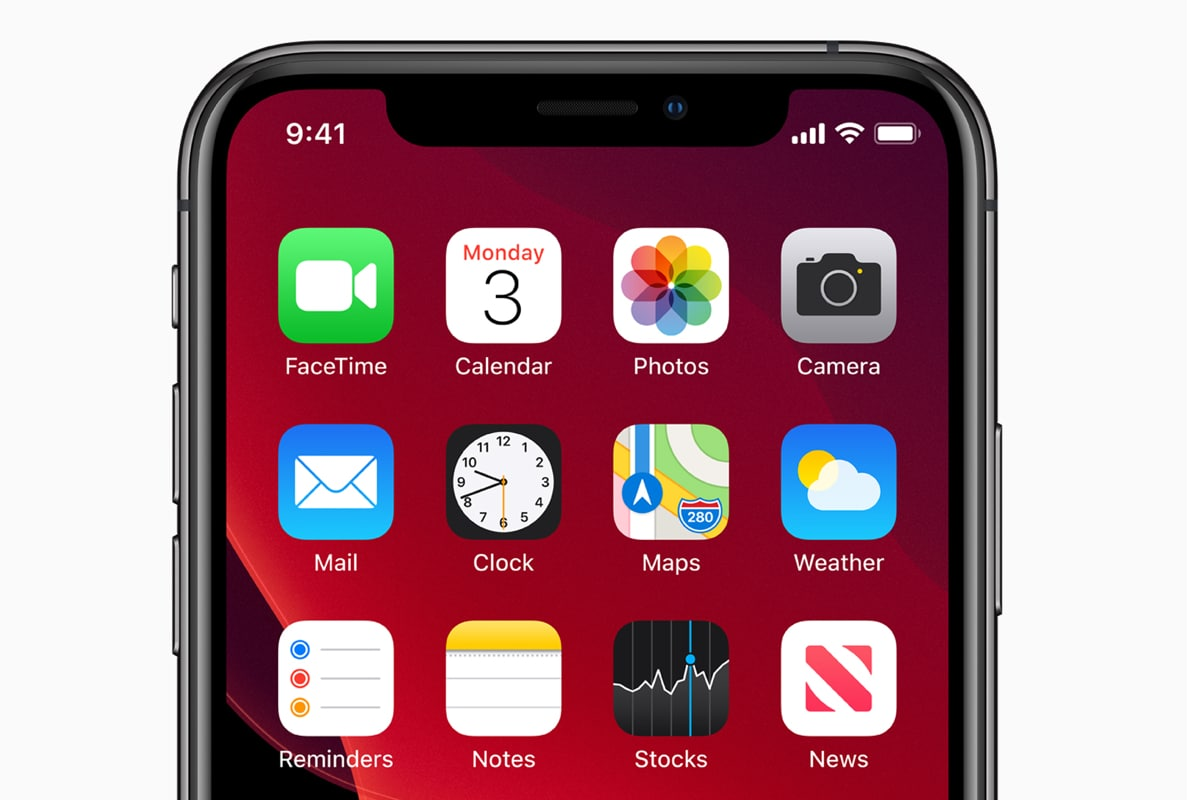 iPhone With In-Display Fingerprint Sensor and No Face ID Rumoured for China