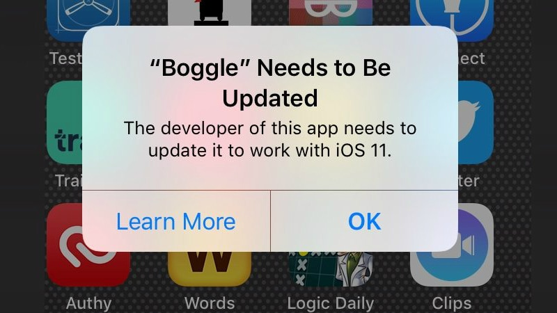 iOS 11 Ends Support For 32-Bit Apps, macOS High Sierra Begins Transition