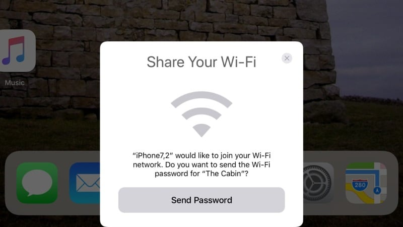 iOS 11 Said to Bring Easy Wi-Fi Sharing, Better Gmail Notifications, and More