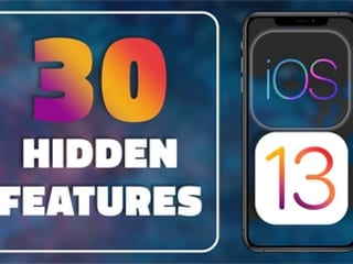30 Hidden Features of iOS 13 That You Should Definitely Check Out