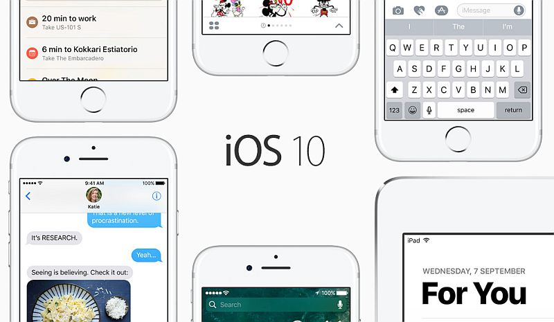 Apple's iOS 10 Backups Are Apparently Less Secure, Fix On The Way