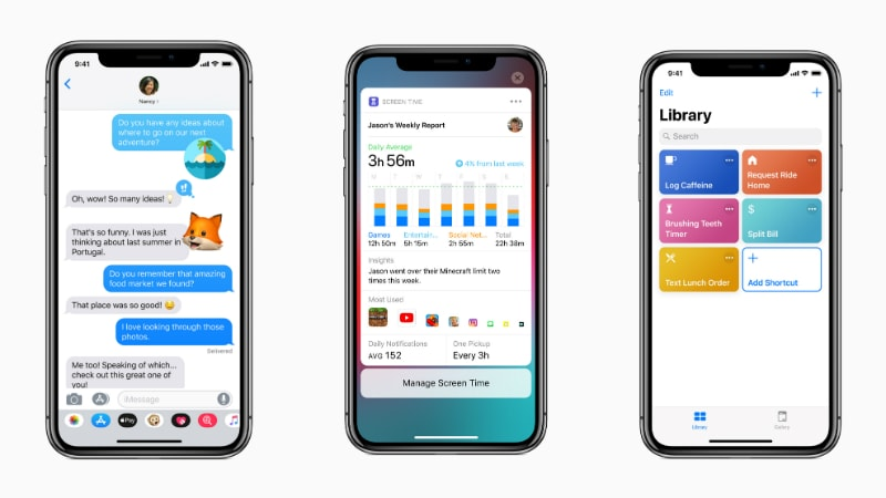 iOS 12, tvOS 12, watchOS 5 Out Now: How to Download and What's New