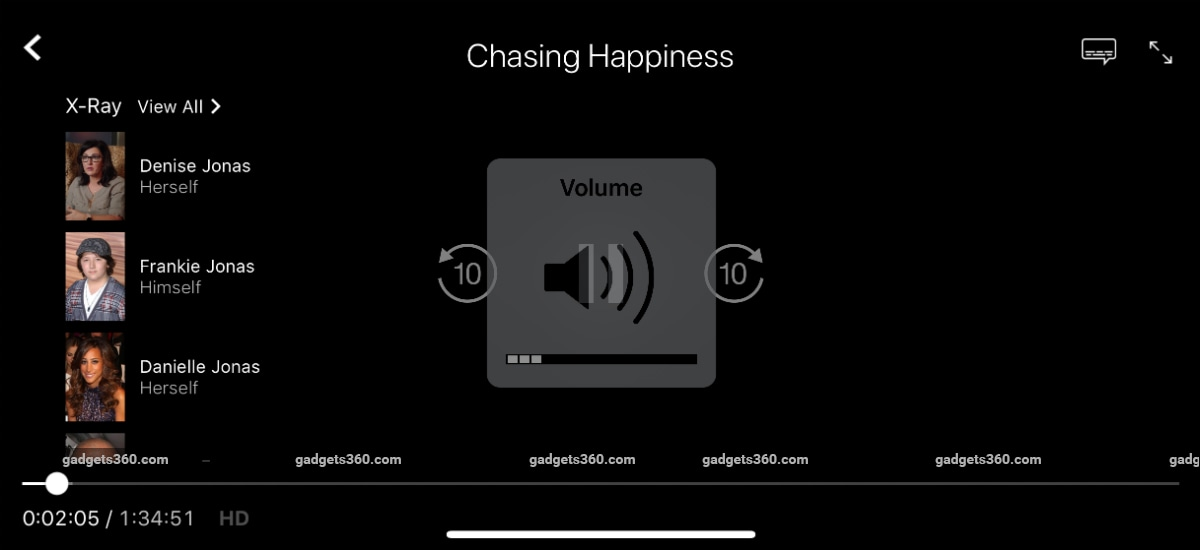 ios 12 volume hud gadgets 360 iOS 12