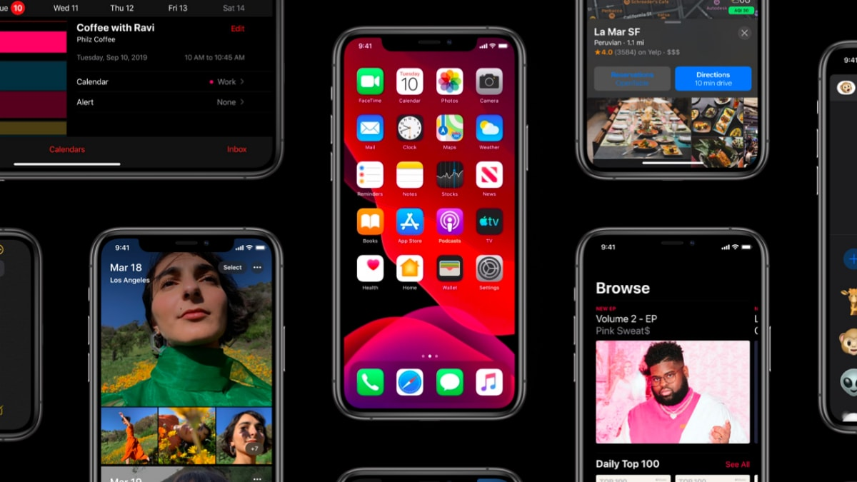 What Time Will iOS 13 And iPadOS 13 Launch On Friday?