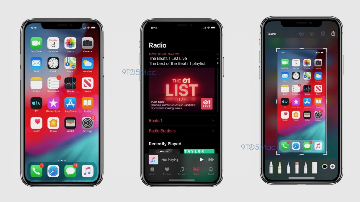 iOS 13 Screenshots Leak Offers First Look at Dark Mode, Reminders App, and More Ahead of WWDC 2019