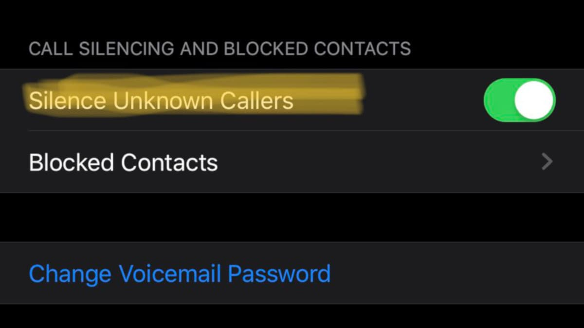 iOS 13 Will Let You Silence Unknown Callers to Help Combat Pesky Calls