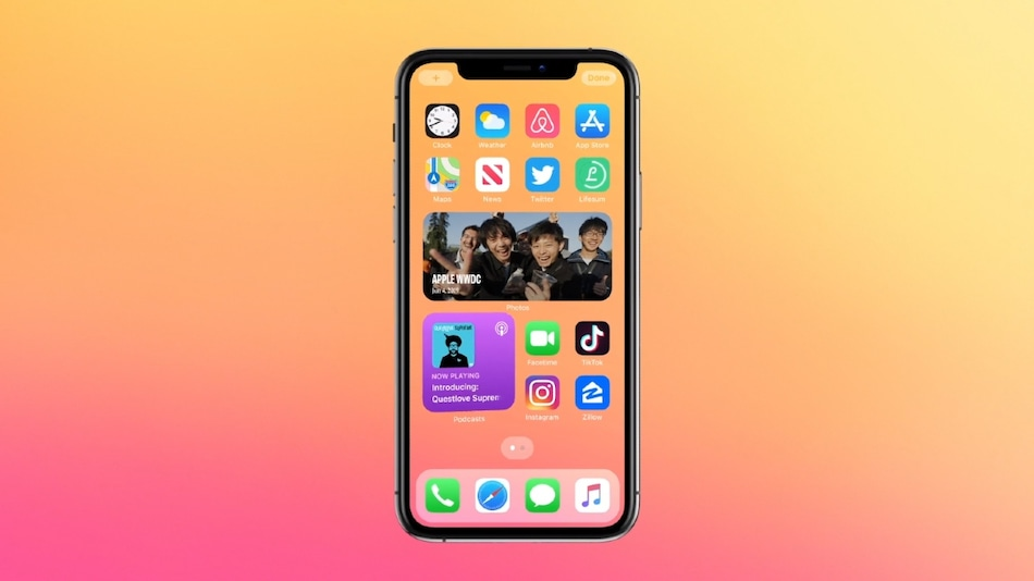 WWDC 2020: iOS 14 Unveiled With App Library, Redesigned Widgets, Upgraded Siri, and More