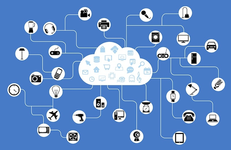 iot cloud pixabay Internet of things