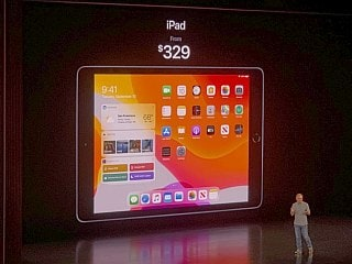 iPad (2019) Unveiled at iPhone 11 Launch Event: Price in India, Features, and Specifications