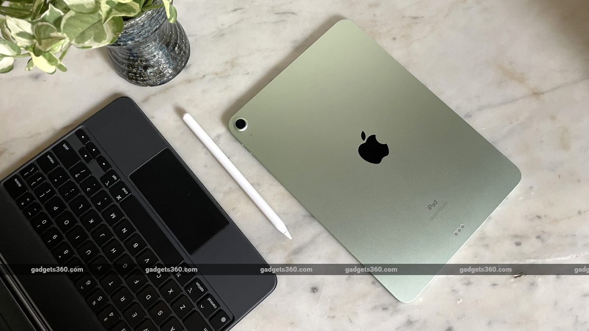 ipad air 2020 rear ndtv ipad