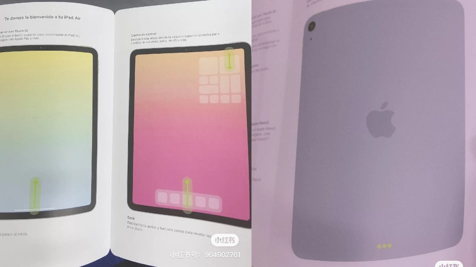 iPad and Apple Watch New Models Allegedly Certified on EEC, iPad Air 4 Leak Surfaces Online