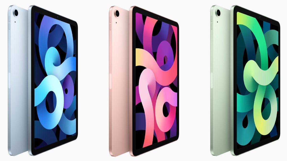 iPad Air (4th Gen) launches with full-screen design, curtain also lifted from iPad (8th Gen) model