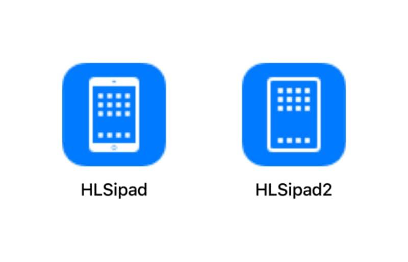 ipad code inline iPad code