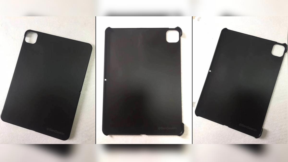 iPad Pro Case Photos Leak on Twitter, Suggest iPhone 11 Pro-Like Triple Camera Design