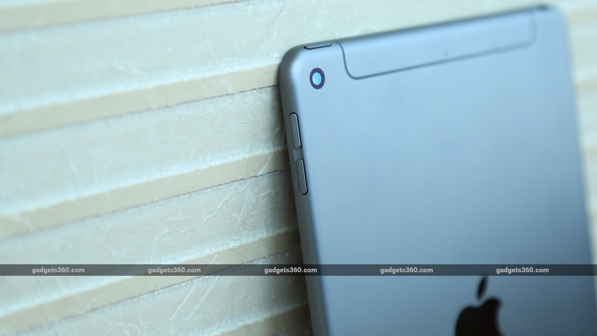 iPad mini (2019) Review | NDTV Gadgets360 com