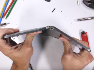 iPad Pro (2018) Seen to Fail Bend Test, New Apple Pencil Said to Be Only Slightly Stronger Than Wooden Pencil