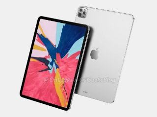 2020 iPad Pro Purported Renders Suggest iPhone 11 Pro-Like Triple Rear Cameras