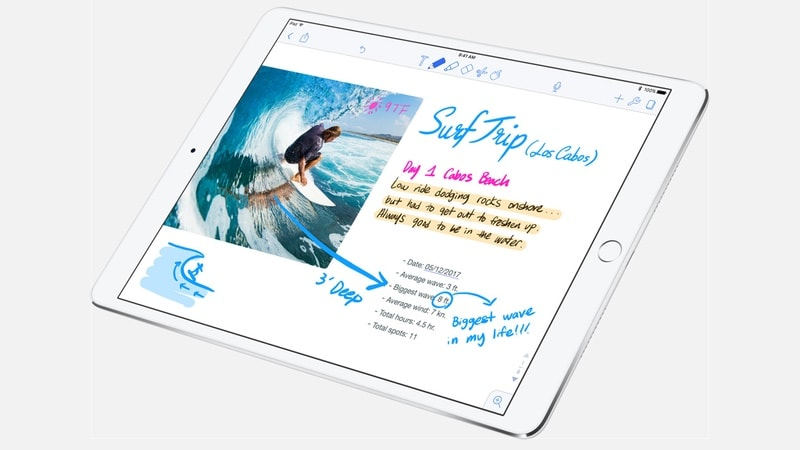 iPad Pro Displays Suffering From Bright Spot Above Home Button, Some Users Report