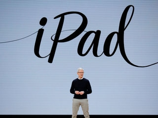 Apple Bid for Education Market: New Software, Same iPad Price