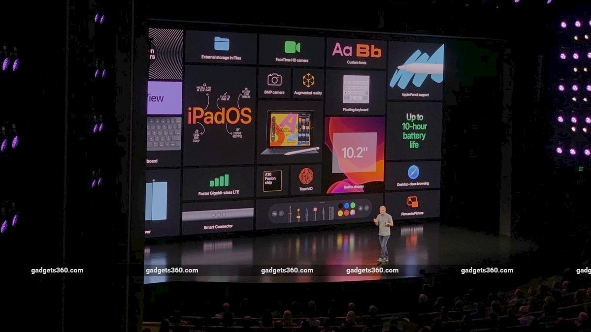 iOS 13, iPadOS Release Date Revealed by Apple at iPhone 11