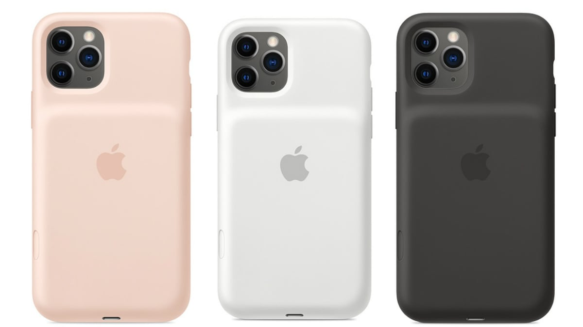 iPhone 11, iPhone 11 Pro, iPhone 11 Pro Max Smart Battery Cases Launched, Offer Quick Camera Button, 50 Percent Longer Battery Life
