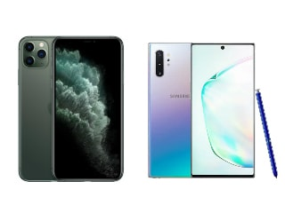 iPhone 11 Pro Max vs Samsung Galaxy Note 10+: Price in India, Specifications Compared