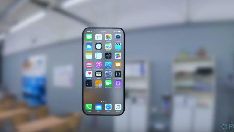 iPhone 8 'Revolutionary' 3D Front Camera, 3GB RAM Rumoured