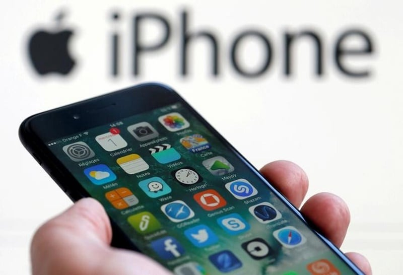 Apple Reports Marginal Dip in iPhone Unit Sales, but Average Selling Price Is Up