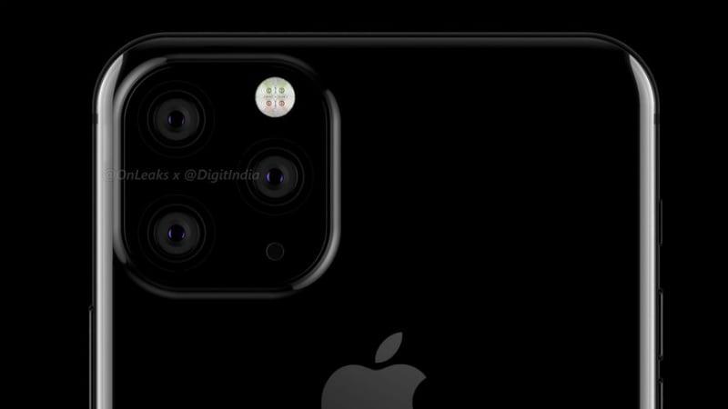 iphone 11 purported render twitter onleaks iPhone 11