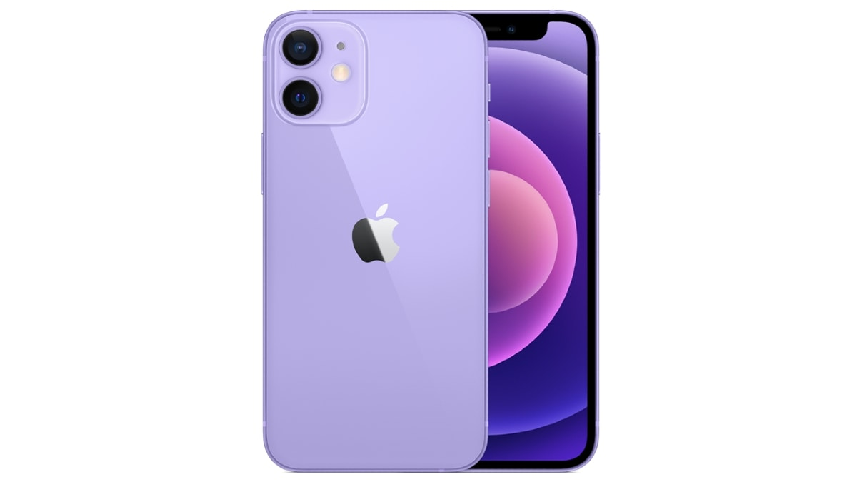 iPhone 12 Series in Purple Colour, AirTag Go on Sale ...