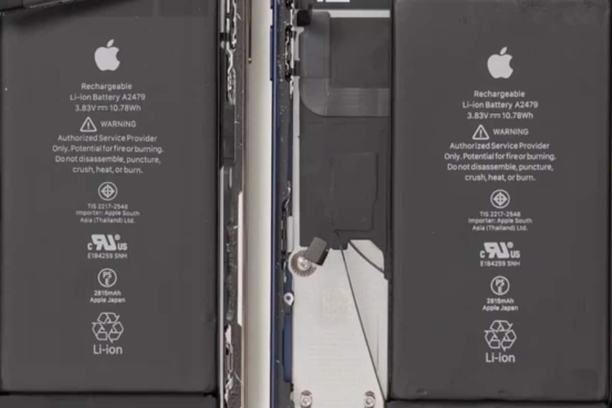 iphone 12 pro battery teardown bilibili iPhone 12  iPhone 12 Pro