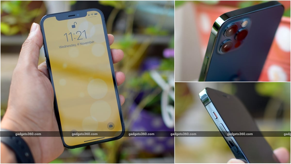 iphone 12 pro first impressions design s