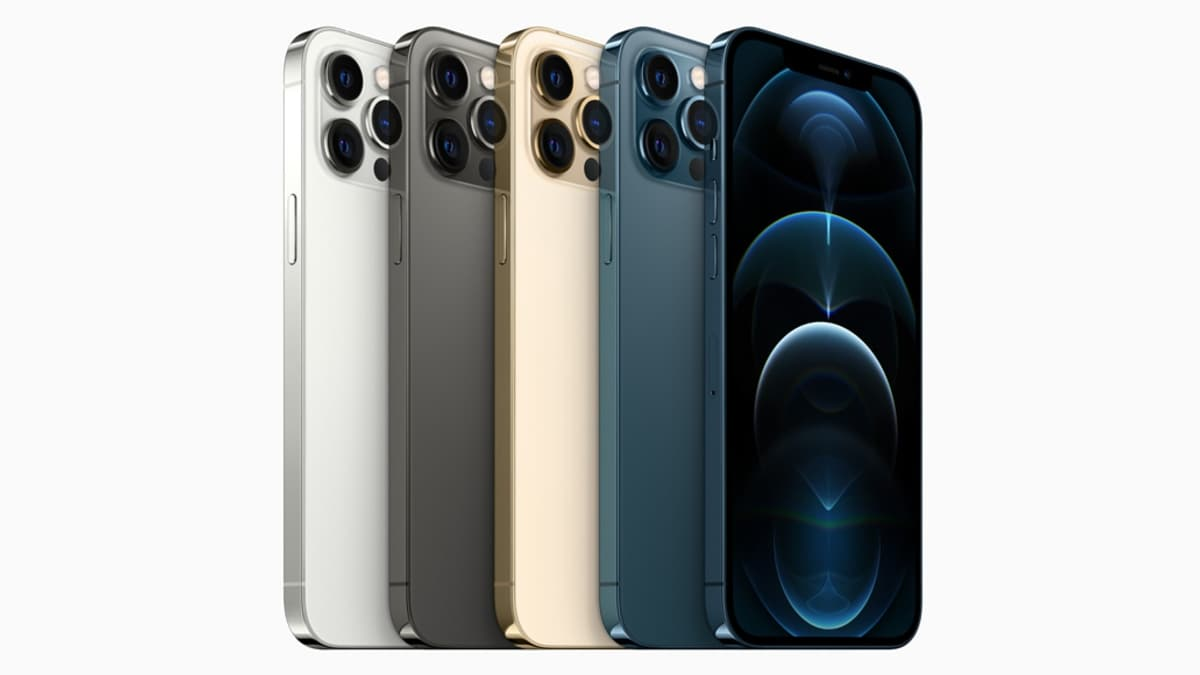 12 Pro CMOS sensors may come on non Pro iPhone 13 models this year
