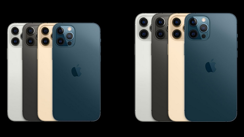 iPhone 12 Pro vs iPhone 12 Pro Max: Price in India, Specifications Compared