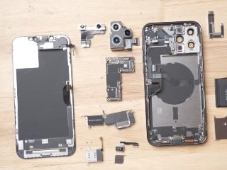 iPhone 12 Pro Max Teardown Video Surfaces Online, Shows Battery Capacity