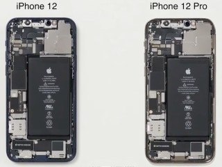 iPhone 12, iPhone 12 Pro Teardown Shows They Are Nearly Identical Inside