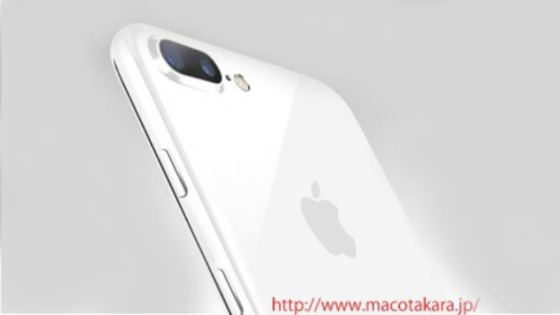 iPhone 7, iPhone 7 Plus Tipped to Get a New 'Jet White' Colour Variant