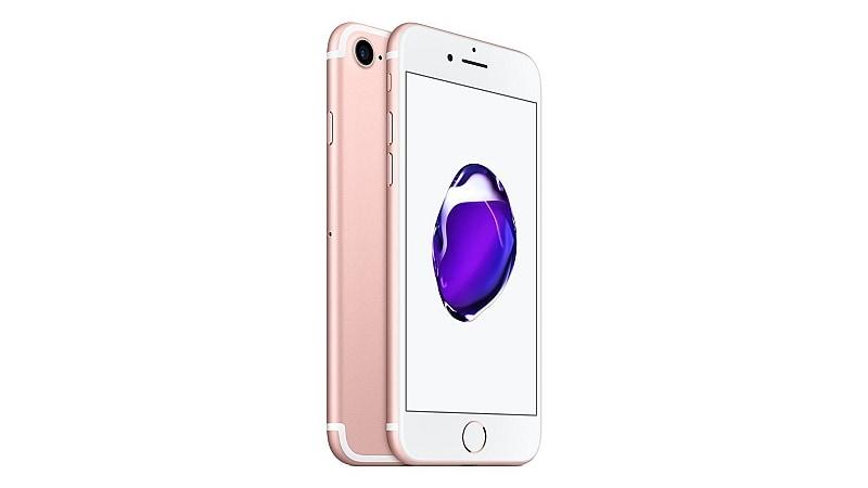 iPhone 7 अमेज़न इंडिया पर छूट के साथ उपलब्ध