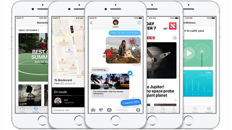 iOS 10 Running on 79 Percent of Active Devices Less Than Six Months After Launch