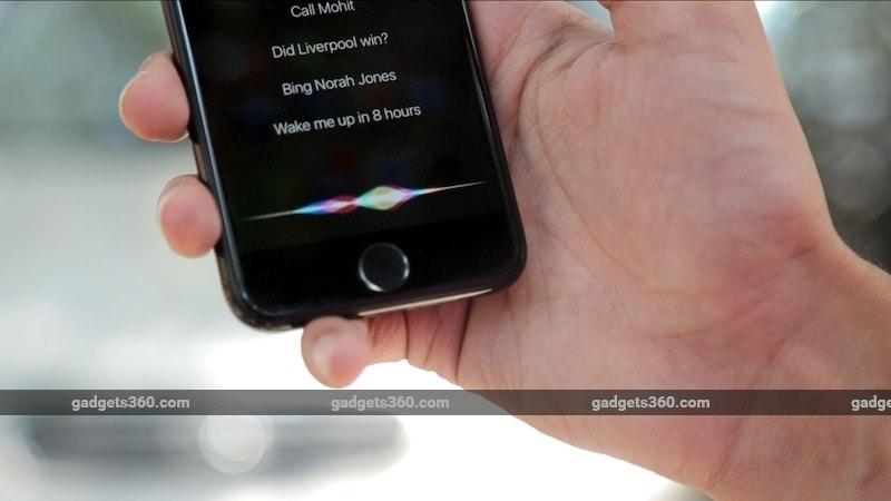 iphone 7 siri iPhone 7 Siri