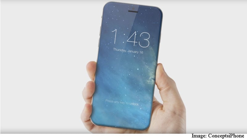 iPhone 8 to Sport AR Features and Glass Back With Steel Frame: Reports