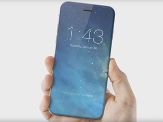 iPhone 8 Tipped to Feature Flat OLED Display With 2.5D Curved Glass