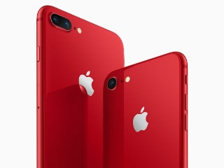 iPhone 8, iPhone 8 Plus (PRODUCT) RED Editions Launched