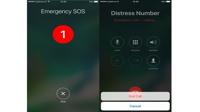 iOS 10.2 Could Bring India-Only SOS Button Functionality to Your iPhone