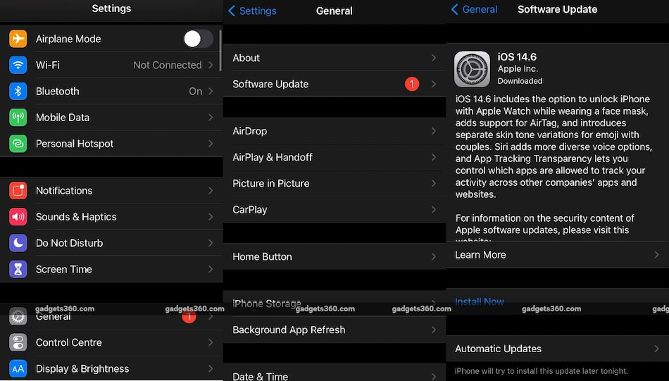How to Upgrade Your iPhone Software