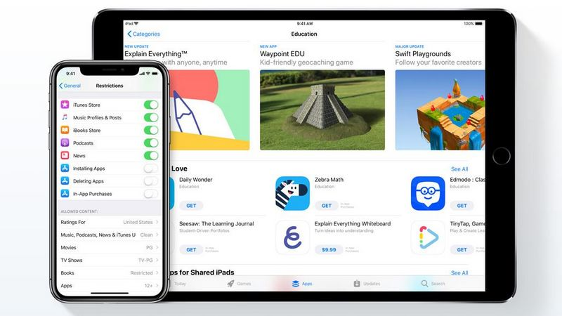 Apple's New Families Section Has Parental Control Tips, but No New Tools