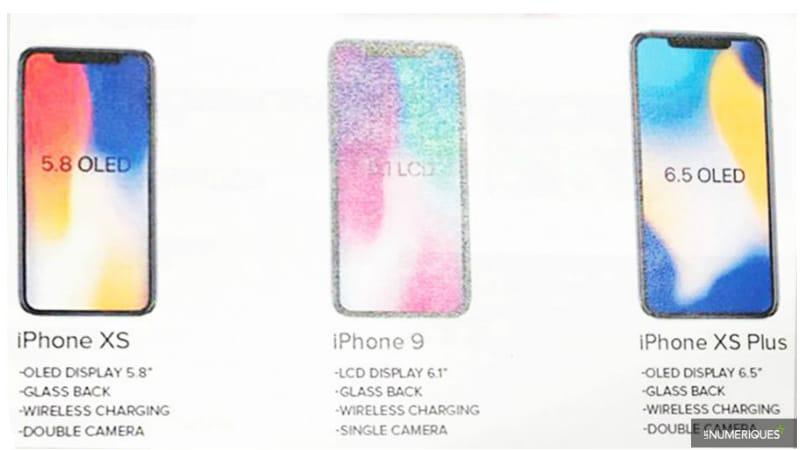 iPhone 9, iPhone XS, iPhone XS Plus नाम हो सकते हैं इस साल के आईफोन के