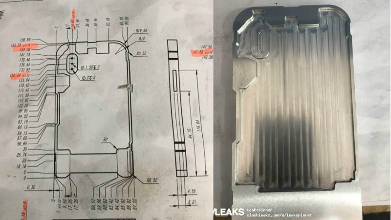 iPhone 8 Image Leak Tips Design Details, Analysts Bet on iPhone 'Super Cycle'